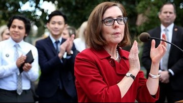 Oregon's governor issues executive order banning offshore drilling