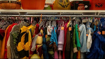 BOO-tique: Where to find last-minute Halloween costumes