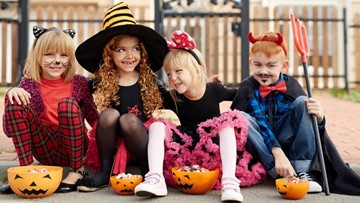 BOO rain: Here are some indoor trick-or-treat alternatives