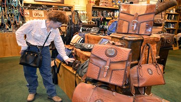 Rodeo ready: Dress to impress without breaking the bank and other money-saving tips