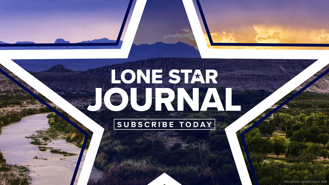 Texas in your in-box: Sign up for the daily Lone Star Journal!