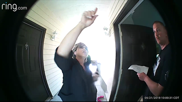 Veteran fights to keep Ring doorbell camera he claims eases his anxiety from PTSD