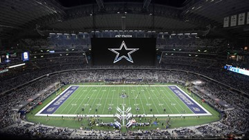 Fan allegedly beaten in AT&T Stadium stands sues Cowboys for $1M