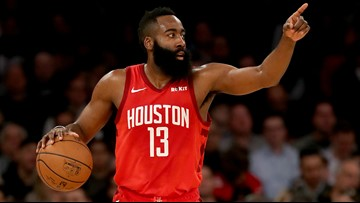Rockets fall to No. 4 seed, face Utah Jazz in first round of NBA playoffs