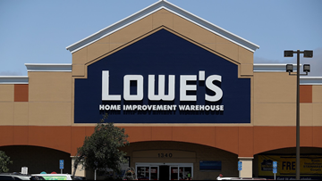 20 Lowe's stores shutting its doors in US next year