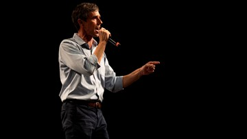 LIVE BLOG: O'Rourke addresses supporters after losing Senate race to Cruz