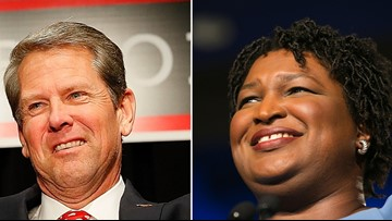 What happens next in the Georgia governor's race?