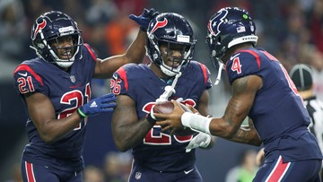 Texans waive RB Tyler Ervin, sign WR DeAndre Carter