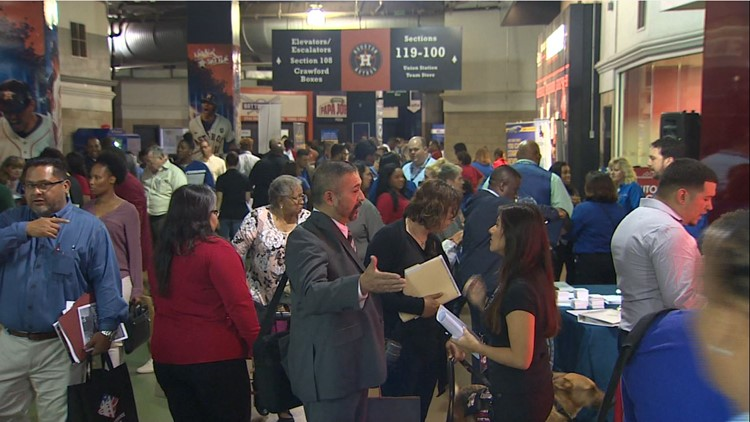 Looking for work? Huge job fair for veterans, military spouses Thursday at Minute Maid