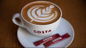 Coffee cafe chain sets age limit on caffeinated drinks