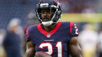 Why did the Texans waive RB Tyler Ervin and why now?