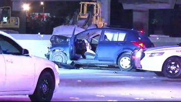 Man charged with intoxication manslaughter after fatal crash on Highway 290