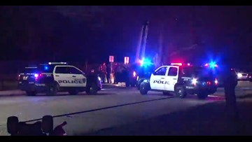 Three people shot in drive-by in SE Houston