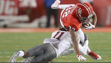 Armstead's 6 rushing TDs propels Temple past Houston 59-49