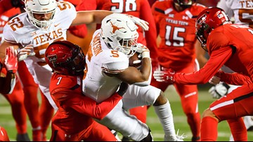 RECAP: Texas Longhorns defeat Texas Tech Red Raiders in close game