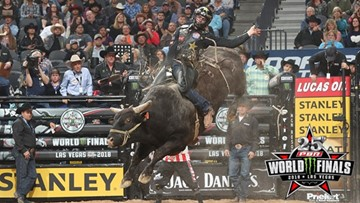 SE Texas native now 4th ranked professional bull rider in the world