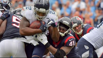 Could the Titans wrestle control of the AFC South away from the Texans?