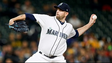 Lefty James Paxton reportedly drawing trade interest from Astros