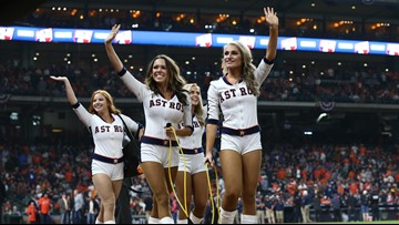 Astros' Shooting Stars auditions set for Nov. 17-18