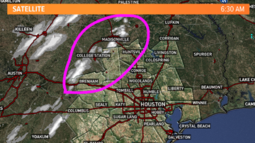 Houston Weather Blog: Waking Up To Flurries