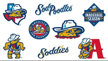 Amarillo baseball team announces mascot: Sod Poodles