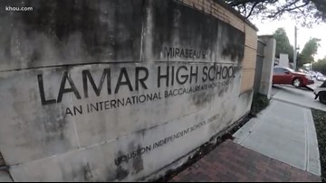 'I was very scared': Chaos, confusion inside Lamar HS during lockdown
