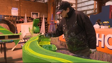 New floats, new draws at this year's Thanksgiving Day Parade