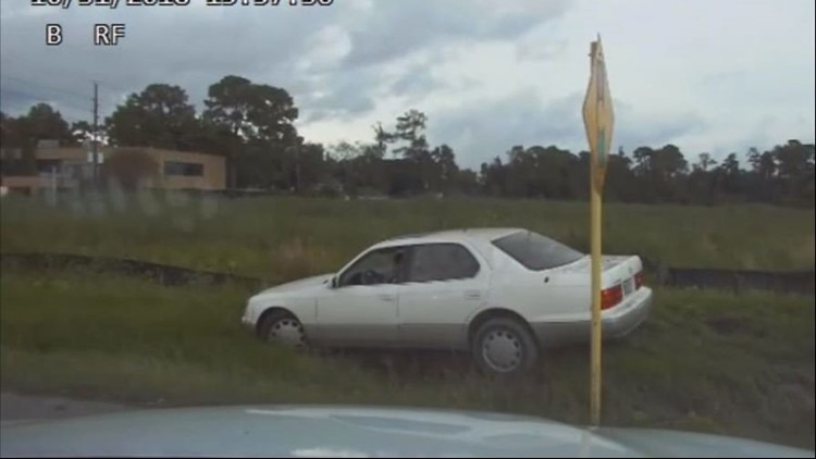 Dashcam video shows officer-involved shooting of teen with air gun