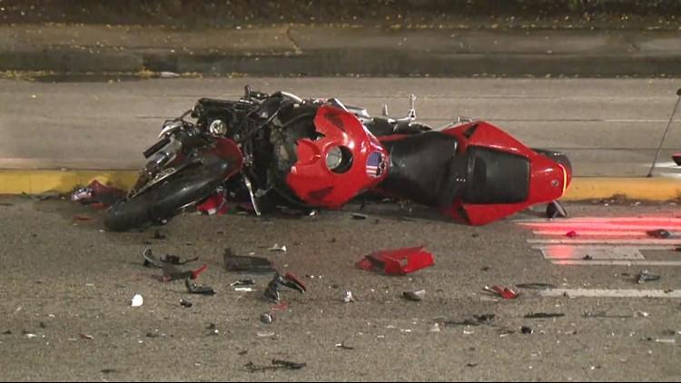 Police Investigating Fatal Motorcycle Crash On Westheimer