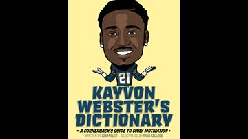 The Drive: Texans cornerback Kayvon Webster