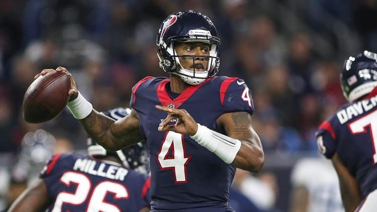 Texans QB Deshaun Watson replaces Tom Brady as Pro Bowl starter