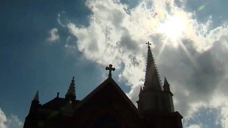 Second woman accuses Houston priest of sex abuse