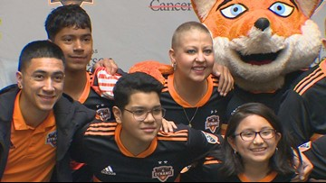 MD Anderson, Dynamo team up to end cancer