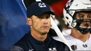 Texas Tech hires Matt Wells from Utah State as head coach