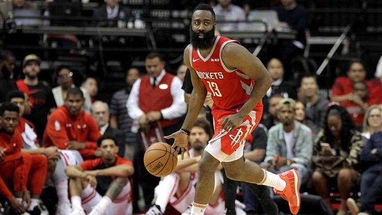 Harden scores 30 as Rockets beat Bulls 121-105