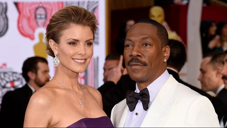 Image result for Eddie Murphy Has Welcomed His 10th Child With His Fiancee Paige Butcher