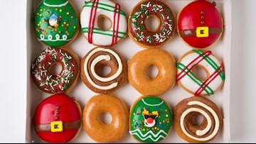 Buy a dozen doughnuts at Krispy Kreme, get second dozen for $1