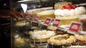 The Cheesecake Factory is giving away 40,000 slices of free cheesecake. Here's how to get one