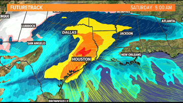Houston Weather Blog: Severe Storms Friday Night-Saturday Morning