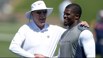 Andre Johnson, Neil Bush, Ted Cruz among special guests expected at McNair's public memorial