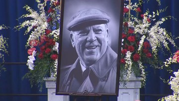 Bob McNair honored for impact on Texans, Houston in memorial at NRG Stadium