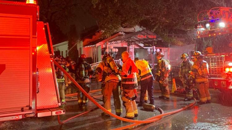 Fire closes doors of Montrose restaurant, Baba Yega, until 2019