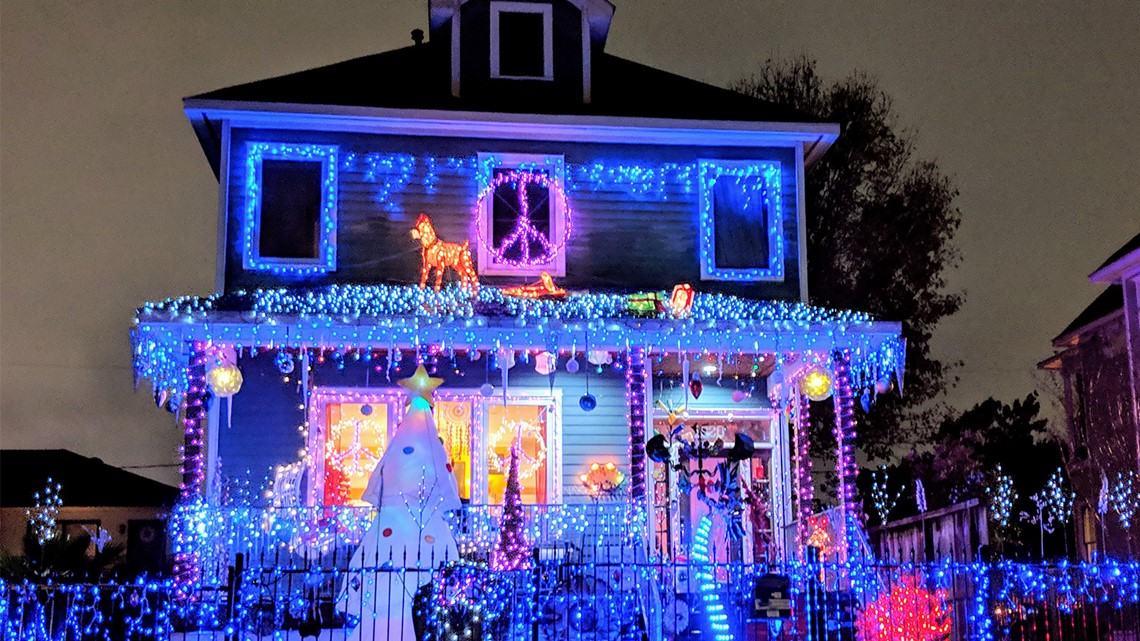 Photos | 2018 Lights in the Heights in Woodland Heights