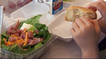 School turns lunch debts over to collection agency