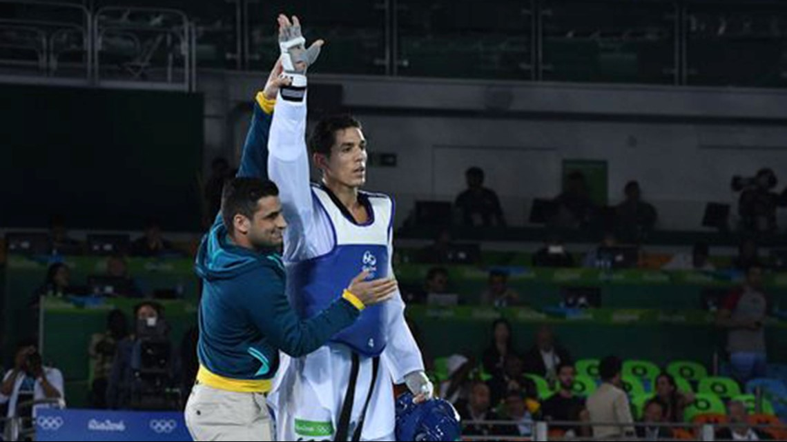 Arbitrator overturns taekwondo star Steven Lopez's permanent ban handed out by SafeSport