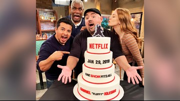 Gabriel Iglesias special filmed at Toyota Center will debut on Netflix in January