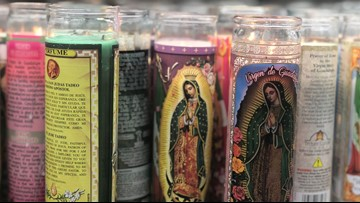 Houstonians celebrate the feast day of Our Lady of Guadalupe