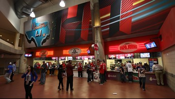ESPN report: NRG Stadium ranks third-best for food safety among pro sports venues