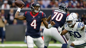 Schedule Released: Here's when you can catch the Houston Texans in prime time!