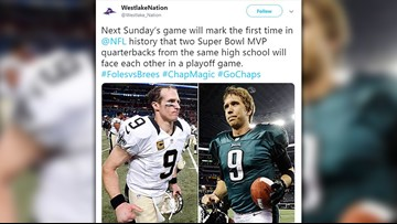 Super Bowl MVPs from same Texas high school will make history in NFL Playoffs